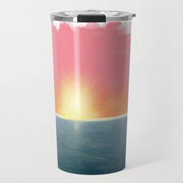 Peaceful Current Travel Mug