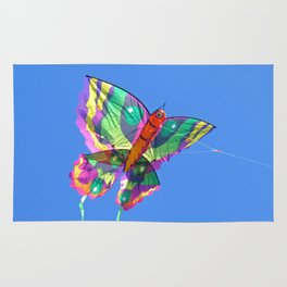 Butterfly Kite Rug