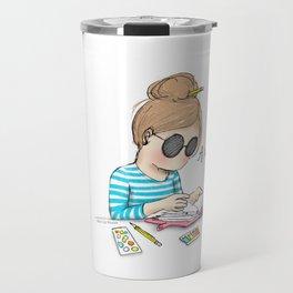 Miss Lily Shades Goal getter Travel Mug