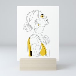 Color Beauty Mini Art Print