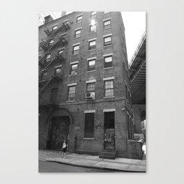 Brooklyn, New York, 126 Front Street 2009 Canvas Print