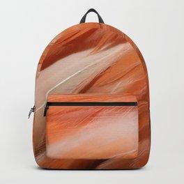 Flamingo feathers Backpack