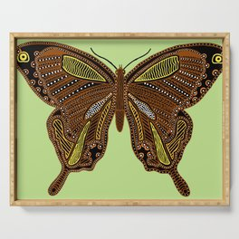 Butterfly1 Serving Tray