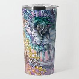 Angels and demons Travel Mug