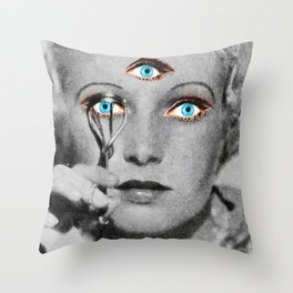 Cosmetic and Other Changes Throw Pillow