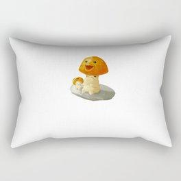 Happy Cap Rectangular Pillow