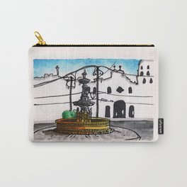 Philippines : Carriedo Fountain Carry-All Pouch