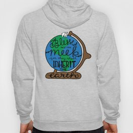 Blessed are the Meek Hoody
