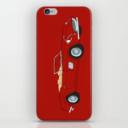 Ferrari 250 GT Califonia Spyder iPhone Skin