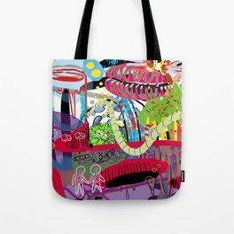 Absurd Love Tote Bag