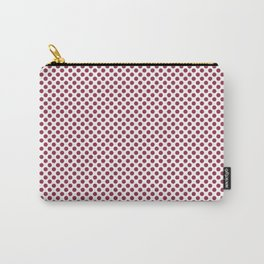 Valentine Polka Dots Carry-All Pouch