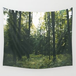 Forest XIX Wall Tapestry