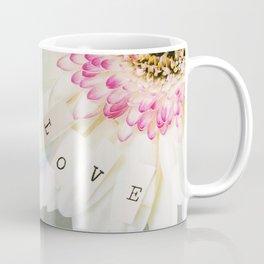 Love Flower Coffee Mug