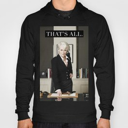 That's All. Hoody