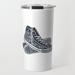 A Journey Of A 1000 Miles Begins With A Single Step Travel Mug