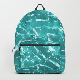 Abstract Water Design Backpack