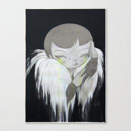 Fake Fur Canvas Print