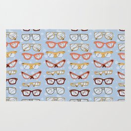 Glasses Rug