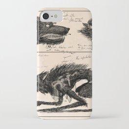 Flegellum de Bestia: Scourge Beast iPhone Case