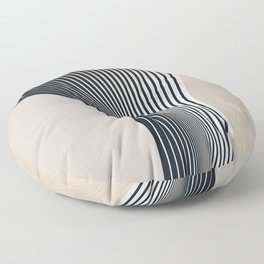 Abstract 19 Floor Pillow