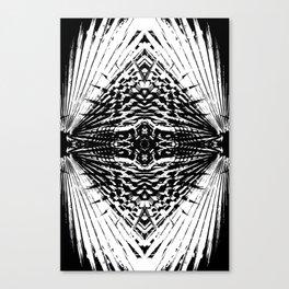 Starship Palm Canvas Print