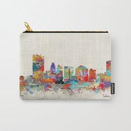 toledo ohio skyline Carry-All Pouch