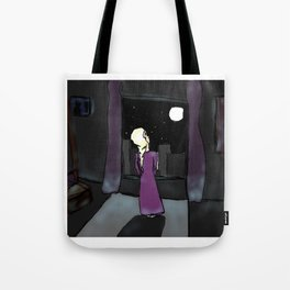 Another sleepless night for Elsa Tote Bag
