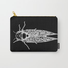 IF I WERE A CICADA Carry-All Pouch