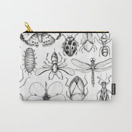 Insect Study Carry-All Pouch