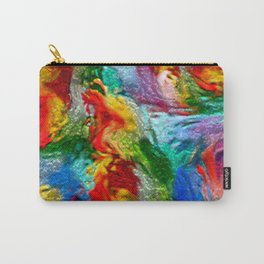 Magic Carpet Ride Abstract Carry-All Pouch