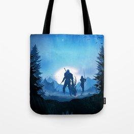 Wild Hunt Tote Bag