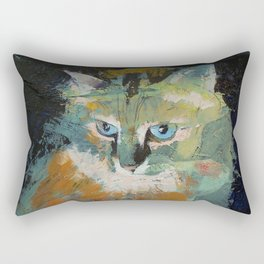 Himalayan Cat Rectangular Pillow
