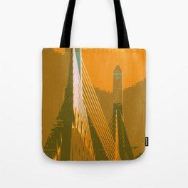 Zakim Abstract Tote Bag