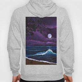 Romantic Kauai Moonlight Hoody