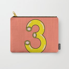 Macaroni 3 Carry-All Pouch