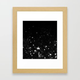 Shine Shine Shine Framed Art Print