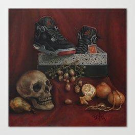 Fresh To Death: Part One Canvas Print