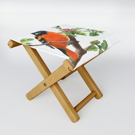 Orchard Prince by Teresa Thompson Folding Stool