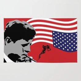 Star Spangled Assassination - JFK Rug