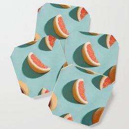 Grapefruit Coaster