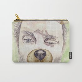 Rob Benedict, watercolor painting Carry-All Pouch