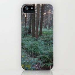 The Black Forest iPhone Case