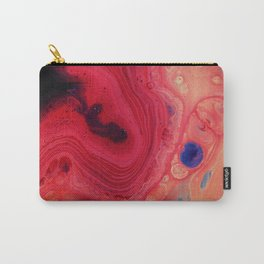 Red Science (Color) Carry-All Pouch