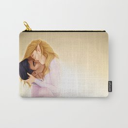Feyre and Rhysand - A Romantic Sunset Carry-All Pouch