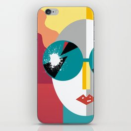 Big Shades iPhone Skin