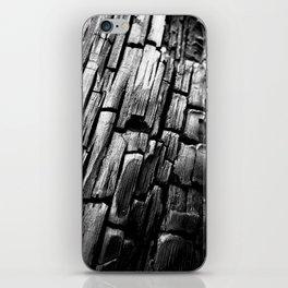 Charred iPhone Skin