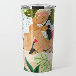 Miss Blogger Travel Mug