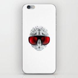 Keep a Cool Mind iPhone Skin