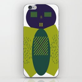 Moru Dachi iPhone Skin