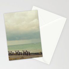 The Rain and The Sea Stationery Cards